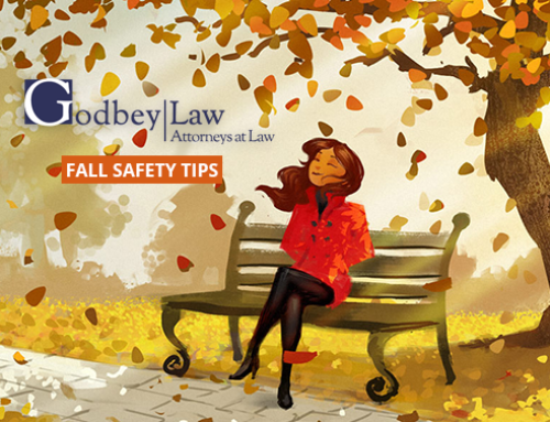 Fall Safety Tips from Godbey Law | 2017