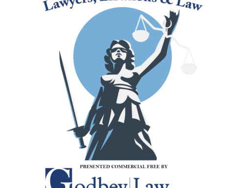 """Episode 1 – """"Fake News or Fake Threats?"""" Lawyers, Libations, and Law Podcast"""