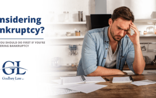 Considering bankruptcy?